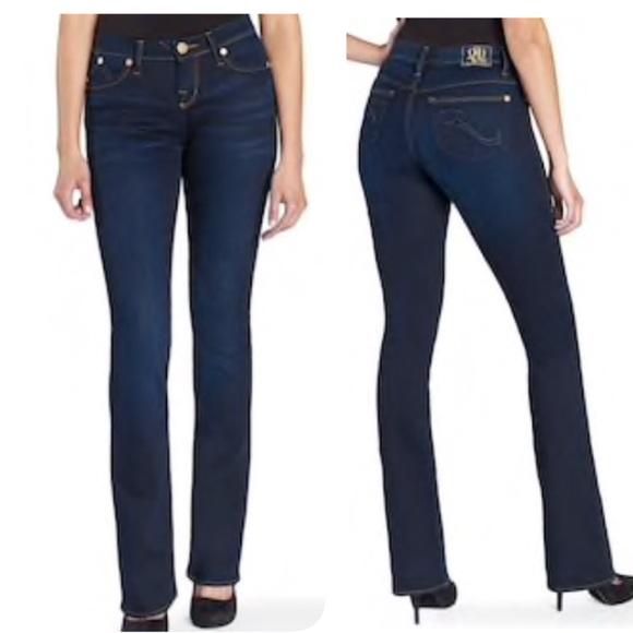 Rock & Republic Light Wash Blue Cotton Denim Jeans 29 Women's Clothing